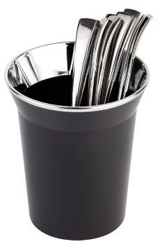 Tischreste- / Besteckbehälter