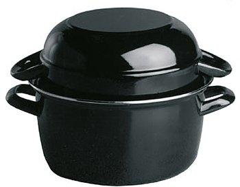 Servier-Muscheltopf für 1 kg