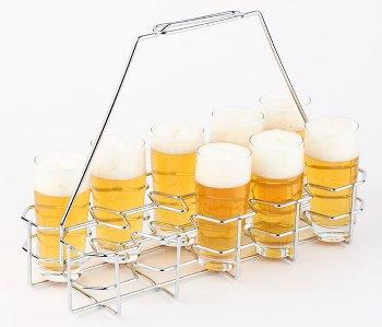 Bierglasträger