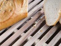 Brotschneidebrett -LETTER-