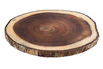Rindenholzbrett -NATURA-