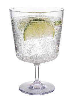 Trinkglas -BEACH-