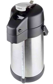 Pump-Isolierkanne -PREMIUM-