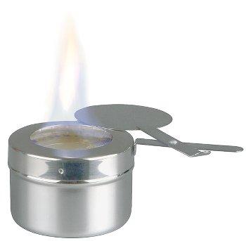 Brennpastenbehälter
