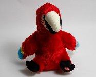 Plüsch-Papagei Caruso