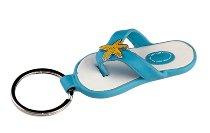Schlüsselanhänger Flip-Flop