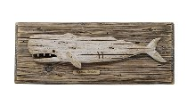 Holz-Bild Shabby