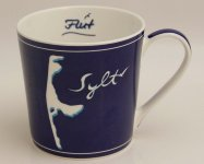 Becher Jimmy fine bone china